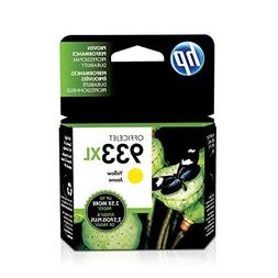 HP 933XL Yellow High Yield Original Ink Cartridge